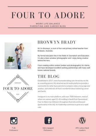 page 1 media kit