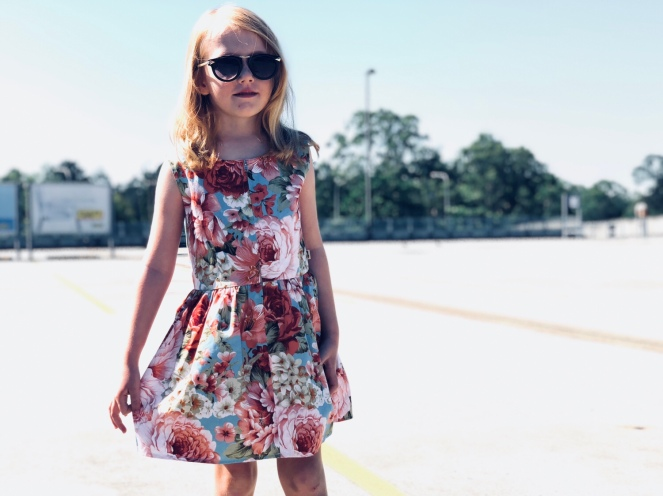 lacey lane daughter girl marcy dress floral australia