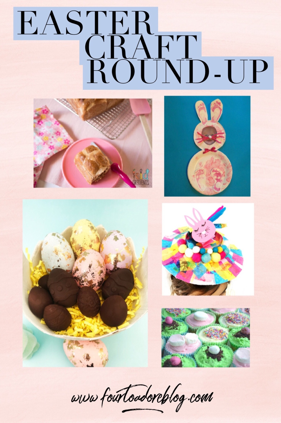 Easter Craft and baking round up