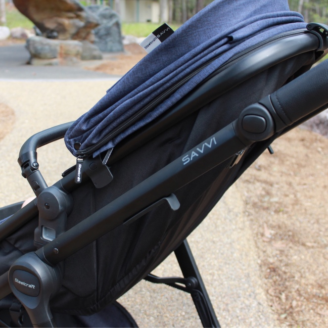 Steelcraft Britax Savvi